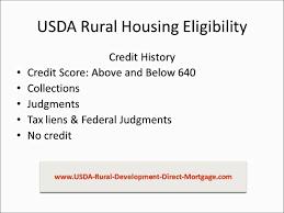 Usda Rural Housing Development Usda Direct Loan Rural Housing Youtube