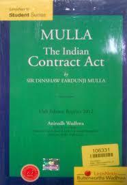 lexisnexis help desk mulla indian contract act 13 edition buy mulla indian contract
