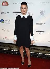 yolanda clothing off housewives yolanda foster makes her first red carpet appearance in a year