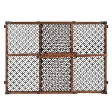 Extra Wide Pressure Fit Safety Gate Safety 1st Baby Gates Child Safety The Home Depot