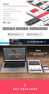 20 responsive email newsletter templates u2014for your next marketing