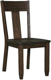 side chairs for dining room signature design by ashley trudell solid wood pine dining room