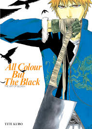 the art of bleach book by tite kubo official publisher page
