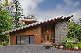 excelent modern cabin small bungalow house design cottage plans