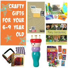 crafty gifts for your 6 9 year the vintage