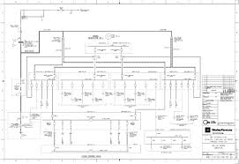 conceptual electrical one line diagram including all 4160 v