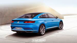volkswagen passat coupe renders 2016 vw passat cc germancarforum