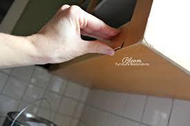 Laminate Floor Filler Repair Bloom Diy Series Kitchen Redo How To Repair Chipped Laminate