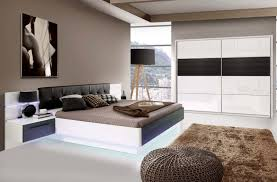Schlafzimmer Teppich Set Set Fennia 4 Teilig In Weiß Hochglanz