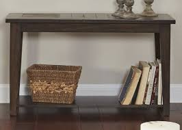 Table Ravishing Rustic Coffee Tables And End Black Forest Small Loon Peak Leadville North Console Table U0026 Reviews Wayfair