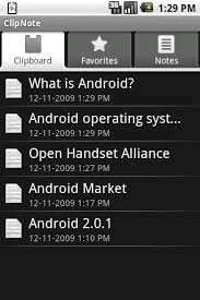 how to access clipboard on android september 2012 techsource