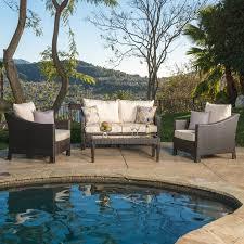 wicker home decor outdoor best selling home decor furniture destiny wicker 4 piece