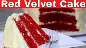 how to make red velvet cake cream cheese frosting cake recipes in