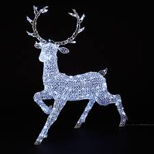 buy lewis reindeer 300 led indoor outdoor