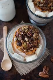 sweet potatoes thanksgiving thanksgiving leftovers sweet potato breakfast parfait the