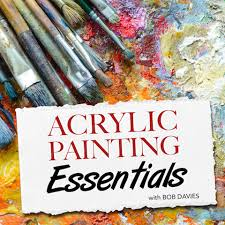 the acrylic painting essentials course will teach you fundamental