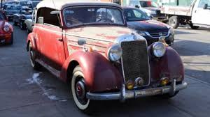 1950 mercedes for sale 1950 mercedes 170s for sale near york 11103