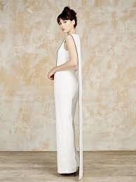 white jumpsuit wedding be bold house of ollichon bridal jumpsuits separates
