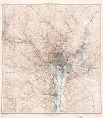 Virginia State Map A Large Detailed Map Of Virgi by Large Scale Detailed Old Map Of Washington And Vicinity Maryland