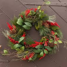 garden wreaths garlands and arrangements