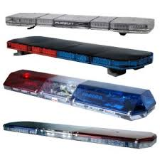 code 3 pursuit light bar covert vehicle lighting emerald emergency products