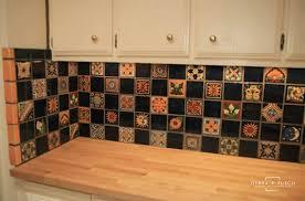 mexican tiles for kitchen backsplash talavera tile kitchen backsplash arminbachmann