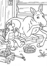 franklin turtle eating cookie coloring pages batch coloring