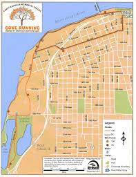 Moline Illinois Map by Races Results For 2008 2011 120503