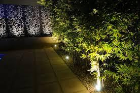 Landscape Lighting Design Tips by Wonderful Landscape Spotlights At Night U2014 Porch And Landscape Ideas