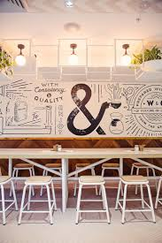 best 20 cafe wall ideas on pinterest cafe shop design coffee crisp and clean the latest in a line of sydney s la cantina cafes is an