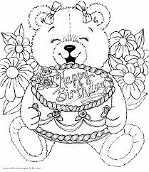 free coloring pages for adults birthday coloring pages for kids