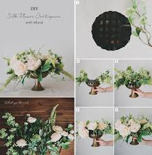 diy silk flower centerpiece u2013 afloral com