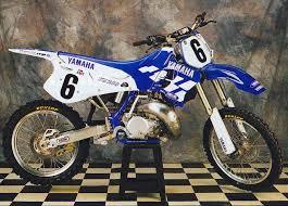 motocross bike images factory yamaha works bikes 1971 2014 youtube