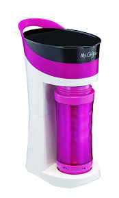 mr coffee pour brew go 16 ounce personal coffee makers with to