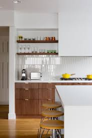 Modern Kitchen Backsplash Tile Best 20 Walnut Kitchen Ideas On Pinterest Walnut Kitchen