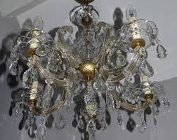 Marie Therese Crystal Chandelier Marie Therese Etsy