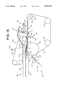 nissan frontier engine diagram patent us5447015 high speed insertion device google patents