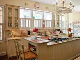 country chic kitchen ideas shabby chic kitchen photos ideas