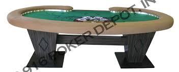 kidney bean shaped table custom poker tables 916 poker
