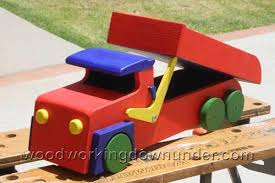 Homemade Wooden Toy Trucks by Free Wood Toy Truck Patterns Popular Toy Project Toy Trucks