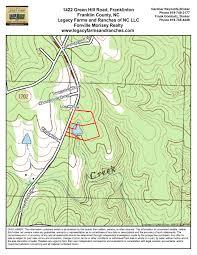 Hummingbird Map Mls 2030541on Green Hill Road Farm In Franklinton