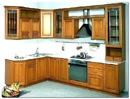 peindre porte cuisine meubles de cuisine en bois brut a peindre meuble cuisine bois brut