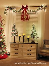 homemade christmas decorations for the home christmas decor love the monogram in the middle definitely
