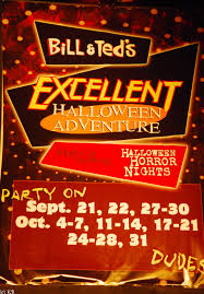 halloween horror nights 21 bill and ted u0027s excellent halloween adventure by kb photographs on