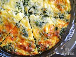 Spinach Quiche With Cottage Cheese by Crustless Quiche Cook Diary