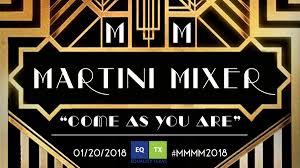 martini mixer equality texas