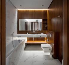 architecture brown bathroom dnepropetrovsk apartment by