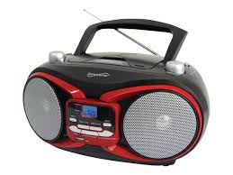 supersonic sc 504 portable mp3 and cd player with am fm radio red supersonic sc 504 portable mp3 and cd player with am fm radio red walmart com