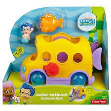 nickelodeon u0027s bubble guppies swim sational bus toys u0026 games