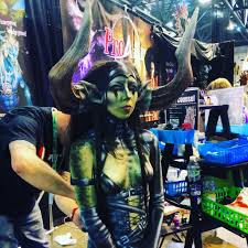 halloween attractions live from the transworld halloween u0026 attractions show 2016